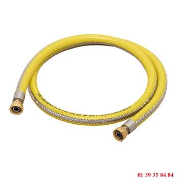 FLEXIBLES GAZ - SECTION 1/2'' F/F