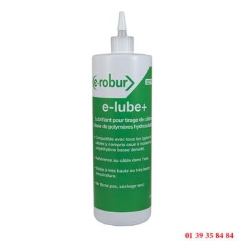 LUBRIFIANT POUR TIRAGE CABLE - E-ROBUR