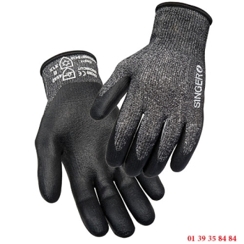GANTS ANTI-COUPURE -SINGER SAFETY- RESISTANT AU FROID