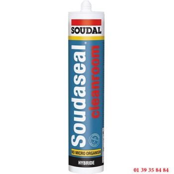 MASTIC CLEANROOM SALLE PROPRE - SOUDAL
