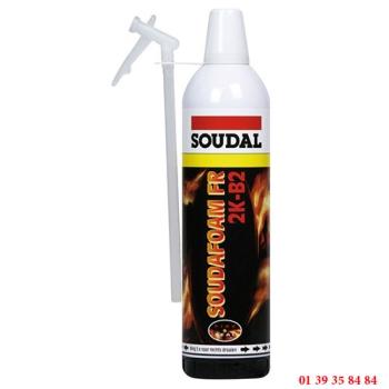 MOUSSE ISOLANTE TUYAU - SOUDAL