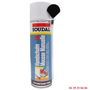MOUSSE POLYURETHANE - SOUDAL