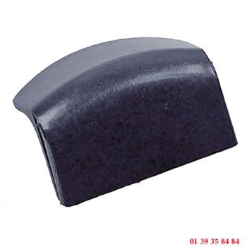 POIGNEE A LEVIER - MARENO- Plastique noir