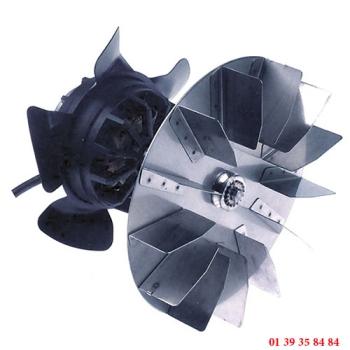 VENTILATEUR A AIR CHAUD - EBMPAPST - TYPE R2E180-AI01-12