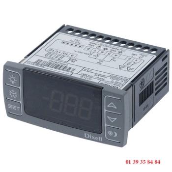REGULATEUR ELECTRONIQUE - DIXELL - type XR07CX-0G1C2
