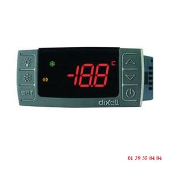 REGULATEUR DIGITAL  - DIXELL - XR20CX-0P0C1