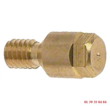 INJECTEUR GAZ - MBM  - Ø trou 0.21 mm