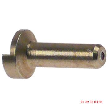 INJECTEUR GAZ - COOKMAX - Ø trou 0.23/0.26 mm