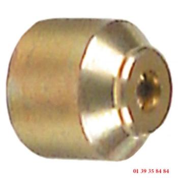 INJECTEUR VEILLEUSE GAZ - KOMEL - Ø 0.35 mm