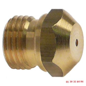INJECTEUR - COOKMAX - Ø trou 1.4 mm