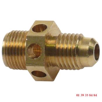 INJECTEUR GAZ - ROLLER GRILL - Ø trou 1 mm