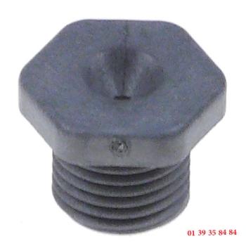 GICLEUR DE RINCAGE - ADLER - Ø trou 1.5 mm
