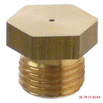 INJECTEUR GAZ - ANGELO PO - Ø trou 1 mm