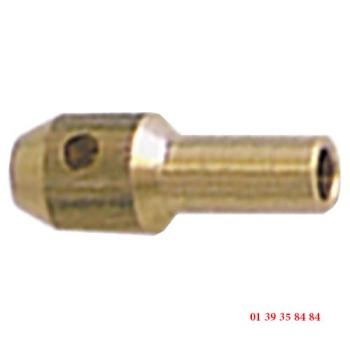 INJECTEUR VEILLEUSE - ASCOBLOC - Ø 0.28 mm