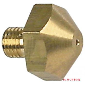 INJECTEUR GAZ - Ø  trou 1.1 mm