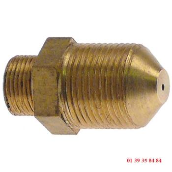 INJECTEUR GAZ - longueur 26.5 mm