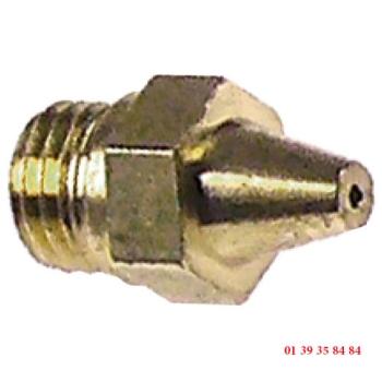 INJECTEUR GAZ - Ø trou 0.72 mm