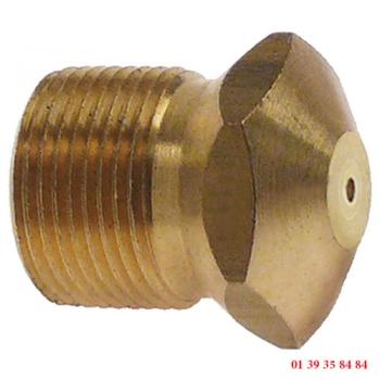 INJECTEUR GAZ  - Ø trou 1.30 mm