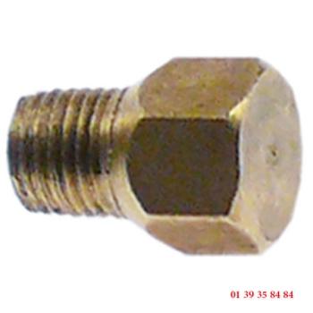INJECTEUR VEILLEUSE - GAI - filetage  M4,5x0,5