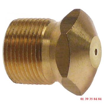 INJECTEUR GAZ - Ø trou 1 mm