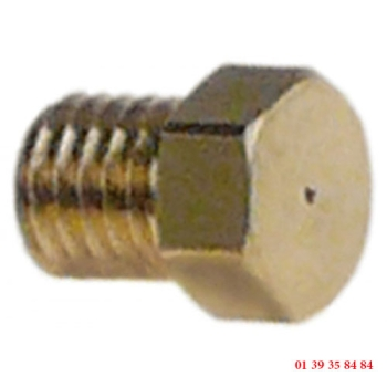 INJECTEUR VEILLEUSE - SOLYMAC  - Ø trou 0.22 mm