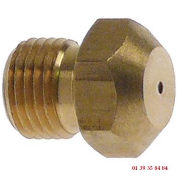 INJECTEUR GAZ - filetage M10X1