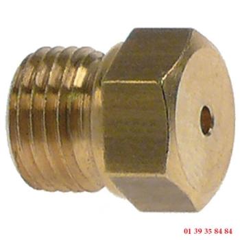 INJECTEUR GAZ - MARENO - Ø trou 0.7 mm