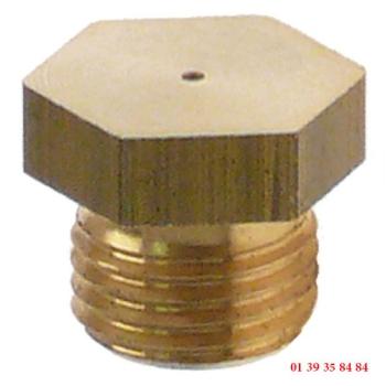 INJECTEUR GAZ - GICO - Ø trou 0.9 mm