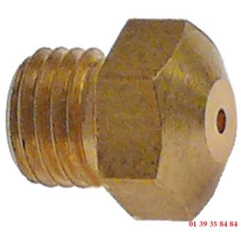 INJECTEUR GAZ - Ø trou 1.05 mm