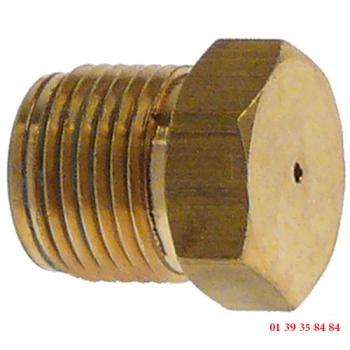 INJECTEUR GAZ - EMMEPI - Ø trou 1.05 mm