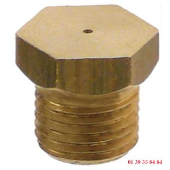 INJECTEUR GAZ - ANGELO PO - Ø trou 0.85 mm