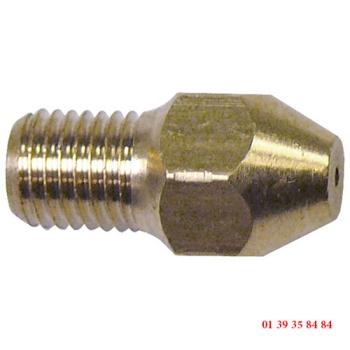 INJECTEUR GAZ - ANGELO PO - Ø trou 1.55 mm