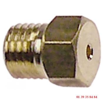 INJECTEUR GAZ - Ø trou 0.6 mm
