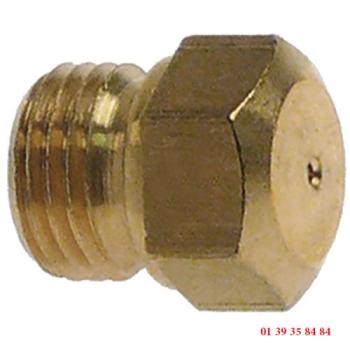 INJECTEUR GAZ  - Ø trou 1.35 mm