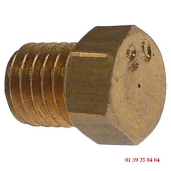 INJECTEUR VEILLEUSE - CAPIC - Ø trou 0.2 mm