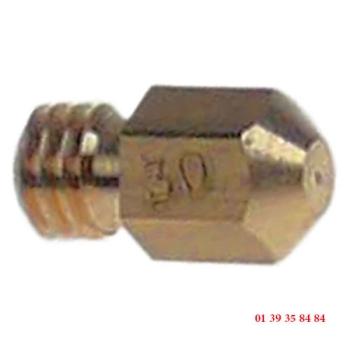 INJECTEUR VEILLEUSE - CAPIC - Ø trou 0.3 mm