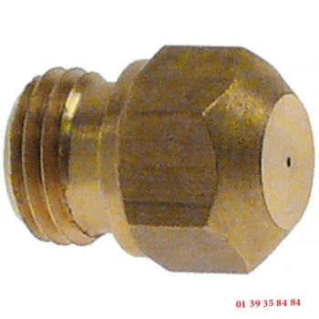INJECTEUR GAZ - SILKO -  Ø trou 0.85 mm