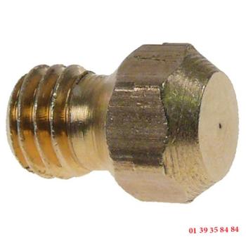 INJECTEUR VEILLEUSE - Ø trou 0.25 mm