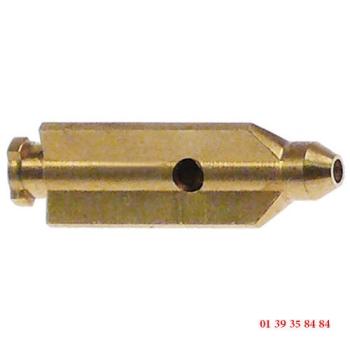 INJECTEUR INTERNE - HEIDEBRENNER - Ø trou 0.8 mm