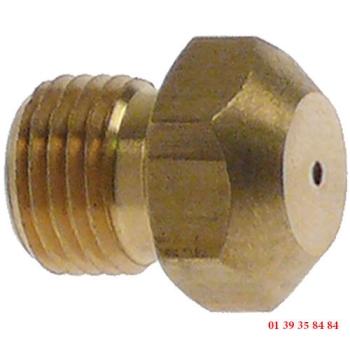 INJECTEUR GAZ - MBM ITALIEN - Ø trou 1.7 mm