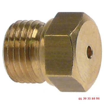 INJECTEUR GAZ - MARENO -  Ø trou 0.4 mm