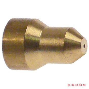 INJECTEUR GAZ - COOKMAX -  Ø trou 1.45 mm