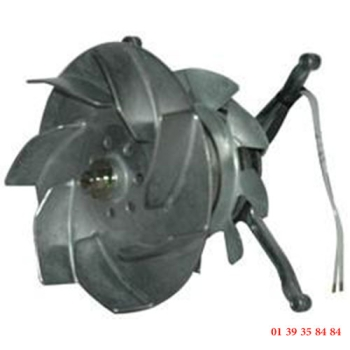 VENTILATEUR A AIR CHAUD - EBMPAPST - R2S150-AB08-39
