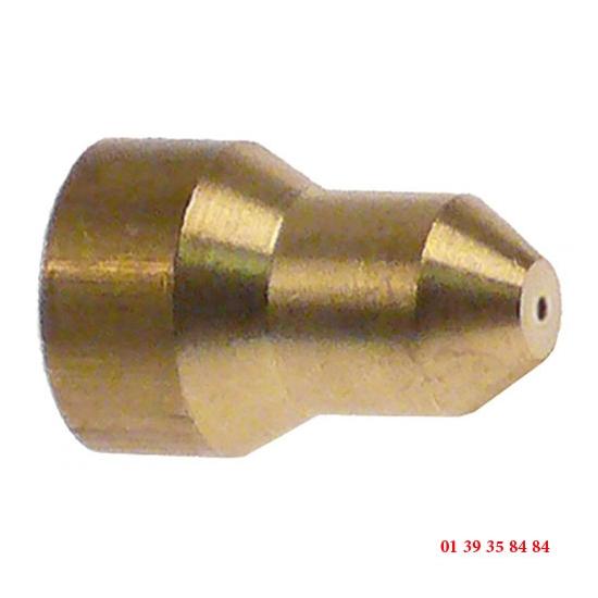 INJECTEUR GAZ - COOKMAX -  Ø trou 1.05 mm
